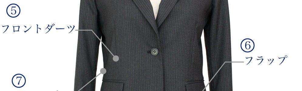 スーツの基礎知識